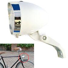 Super Bright 5LED Vintage Bike Headlight Bicycle Retro Head Light Front Fog Lamp