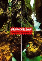 Breitachklamm , Oberstdorf - Kleinwalsertal ,ungelaufene AK