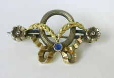 Brooch Switzerland Art Nouveau Silver