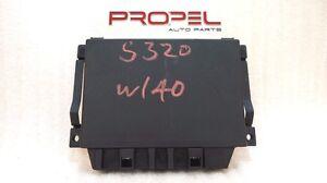 MERCEDES BENZ W140 S320 1995 PTS PARKTRONIC SYSTEM MODULE 0205457832 #219