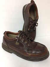 Red Wing Irish Setter Mens Brown Oxford Shoes Size 11 D V09F8SV Leather