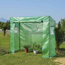 Outsunny 01-0064 Invernadero 200x77x169 cm - Verde