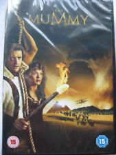 The Mummy (DVD, 1999) Brenda Fraser NEW SEALED Region 2 PAL