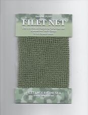 FL500-12x12-ArmyGreen2 - MILITARY - 1/6 MINI NETTING FOR ACTION FIGURE