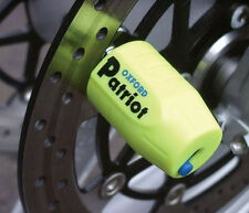 Oxford Patriot Ultra Strong Rotating Disc Lock 14mm pin OF40