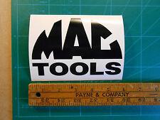 "6"" Mac Tools Decal Sticker Tool Box Logo Window Mechanic Ase Technician Ratchet"