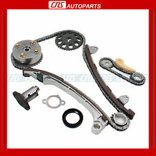 Timing Chain Kit FOR 01-10 TOYOTA SCION 2.0L 2.4L VVT-i CAM GEAR 1/2AZFE