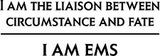 I Am Liaison EMT Wall Sticker Wall Art Decor Vinyl Decal Stickers Wall Quotes