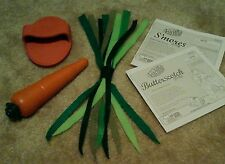 ACCESSORIES FURREAL PONY HORSE CARROT BRUSH  BUTTERSCOTCH SMORES INSTRUCTIONS