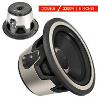 """2X lNFINITY KAPPA 800W 12"""" CAR 3200W SUBWOOFER - SELECTABLE 2 OR 4-OHM IMPEDANCE"""