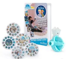 Moonlite Frozen Gift Pack with Storybook Projector for Smartphones and 5 Reels