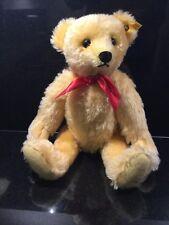 37 Cm Steiff Teddybär Tom Weltenbummler Spielzeug Plüschtiere & -figuren