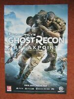 "Tom Clancy's Ghost Recon Breakpoint:A1 Double Sided Poster, 23.4"" x 33.1"""