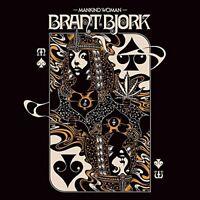 BRANT BJORK - MANKIND WOMAN (SPLATTER VINYL)   VINYL LP NEU