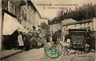 CPA Circuit d'AUVERGNE Coupe Gordon Bennett 1905. Une Hate a PONGIBEAUD (374723)