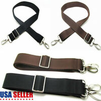 Adjustable Nylon Shoulder Bag Belt Replacement Laptop Briefcase Crossbody Strap