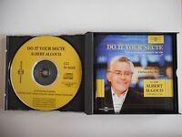ALBERT ALGOUD, CHRISTOPHE BERTIN : DO IT YOUR SECTE ||  2 x CD Album RTL Port 0€