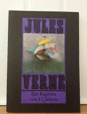 Ein Kapitän von 15 Jahren Jules Verne Verlag Neues Leben Berlin 1983 297 Seiten