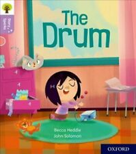 Oxford Reading Tree Story Sparks: Oxford Level 1+: The Drum 9780198414827