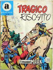 BONELLI COMANDANTE MARK COLLANA ARALDO N.72 1972