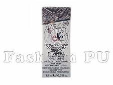 Crema Contorno Occhi Labbra Siero di Vipera 15ml - Antiage Lifting - Vitapelle