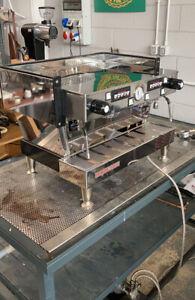 Espressomaschine La Marzocco Serie Linea Classic Automatic 2 Gruppig