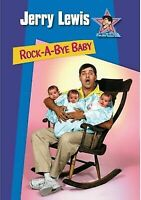 Rock-A-Bye Baby: Jerry Lewis (DVD, New, Color, 1958, Paramount) Ships w/i 12 hr