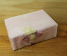 Rose Geranium Organic Body Soap-SR-118gm Bar