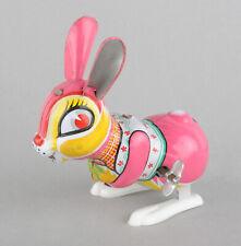 Marx/Linemar Toys (Japan) Tinplate Clockwork/Wind-Up Hopping Rabbit
