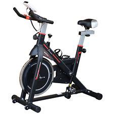 HOMCOM Cyclette Fitness Professionale Allenamento Aerobico da Casa Regolabile