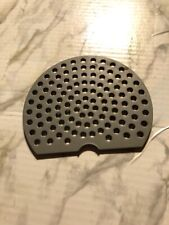 Krups Espresso Bravo Plus 872 Replacement Part Removable Overflow Grid Used