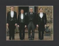 ROB JAMES COLLIER DOWNTON ABBEY HAND SIGNED 10X8 MOUNTED AUTOGRAPH PHOTO COA
