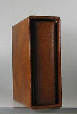 """BUND, Sammlung """"Postwertzeichen der BRD"""" 1975-1983, im SAFE-Compact Binder"""