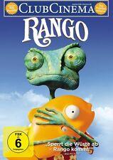 Rango - Sperrt die Wüste ab - Rango kommt - DVD