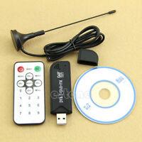 USB2.0 Digital DVB-T SDR+DAB+FM HDTV TV Tuner Receiver Stick HE RTL2832U