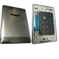 "Rear Back Battery Cover Housing For Samsung Galaxy Tab 7.7"" P6800 P6810 Silver"