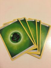 10 x Grass Energy 2017 – Energy – Pokemon TCG Sun and Moon – Near Mint