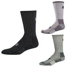 Under Armour Men's ColdGear Boot Crew 2-Pack Socks