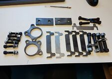 MITSUBISHI L200 96-07 TOP BALL JOINT SPACER KIT Includes front shock spacer