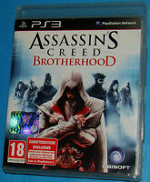 Assassin's Creed - Brotherhood - Sony Playstation 3 PS3 - PAL