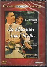 """DVD """"la Desayuno en l'herbe"""" Pablo Meurisse Jean Renoir NUEVO EN BLÍSTER"""