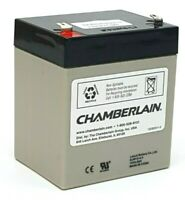 Chamberlain Garage Door Opener Backup System Replacement Battery 12V 4.5AH #4228