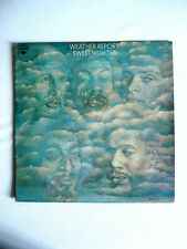 WEATHER REPORT - SWEETNIGHTER 1973 Original Vinyl LP COLUMBIA 32210 US WIE NEU
