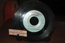 """BILLY JOE & THE CHECKMATES """"PERCOLATOR/Round & Round"""" DORE 620 (1961)  ( NM )"""