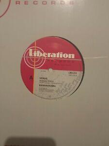 Bananarama vinyl 12inch single 1986 Venus (pen mark on label)