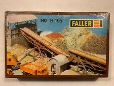 Faller H0 B-195, Förderband mit Elektromotor, in Folie eingeschweißt, neu !!!