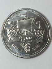 1984 New Brunswick, Canada 200 Years Anniversary 1784-1984 Coin Token