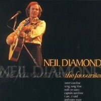 NEIL DIAMOND - THE FAVOURITES  CD NEU