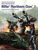 Rifts World Book: Northern Gun One $26.99 Value (Palladium Books) [PLB0887]