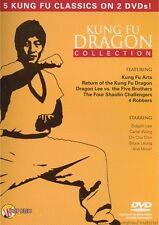 Kung Fu Dragon Collection (DVD, 2011, 2-Disc Set)